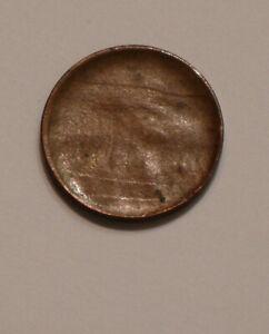 Lincoln Memorial Cent BROCKAGE STRIKE Error