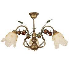 Deckenleuchte Deckenlampe Lampe Wohnzimmer Jugendstil Art Landhaus Retro CARMEN