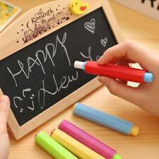 Color Chalk Set Teacher Special Hand Chalk Folder-Environmental-tection