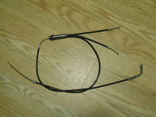 Suzuki NOS T125, 1967, 1970-71, Throttle Cable Assembly, # 58300-20710    S83
