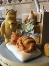 """Classic Winnie the Pooh Table Lamp from """"Sleepy Time"""" Collection~With Shade"""