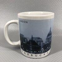 Starbucks Coffee City Mug LONDON St Pauls Cathedral Collector Series 18 Oz