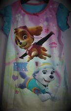 Paw Patrol Nightdress Skye Everest Nighty Girls Nightie T2TC334