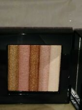 NEW LED BOBBI BROWN SHIMMER BRICK COMPACT BLUSH, SUNSET PINK, NO BOX