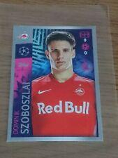 Dominik Szoboszlai Rookie Sticker - Topps Champions League 2019-20 - Mint Con