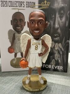 Kobe Bryant Los Angeles Lakers 2020 Black Mamba Forever Bobblehead