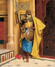 Ludwig Deutsch The Palace Guard Canvas Giclee Print size 20x24