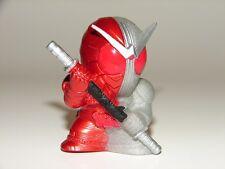 SD Kamen Rider W Heat/Metal Figure from W Set! (Masked) Ultraman