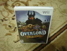 Overlord: Dark Legend  (Wii, 2009)
