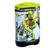LEGO HERO FACTORY BREEZ 7165 RARO E FUORI CATALOGO!!!