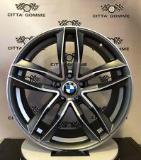 "Cerchi in lega BMW X4 X3 X5 X2 X1 2017> SERIE 2 ACTIVE GRAN TOURER SERIE 5 3 20"""