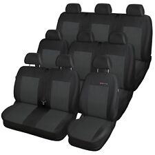 VW T5 9 Sitze BJ 2003-2015  Original Volkswagen Maß Sitzbezüge Schonbezüge P1