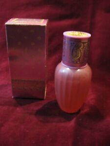 Vintage Avon Elusive Cologne Mist 3 Oz with Original Box 75% Gd!