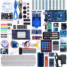 Set / Kit für Arduino - Elegoo MEGA2560 Projekt Ultimate Starter Kit mit De