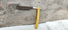 Antique Wade & Butcher Mother Of Pearl Work Straight Razor Sheffield England
