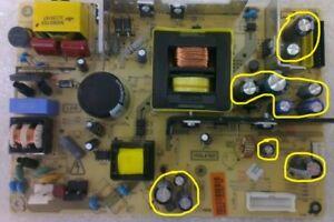 17PW26-4 Vestel Power Supply Repair Kit HITACHI 42LDF30U L42VC04U BUSH LCD4088F