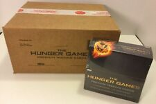 THE HUNGER GAMES TRADING CARD SEALED CASE NECA - 10 BOXES / 24 PACKS EACH
