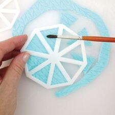 FMM Sugarcraft Cutters Easy Bunting Cake Decorating Sugar Paste Set of 3
