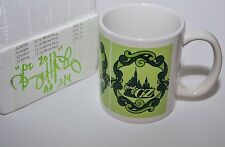The LAND of OZ Beech Mountain NC Vintage Original Ticket Coffee Mug Banner Elk