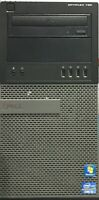DELL OPTIPLEX 790 M TOWER PC INTEL CORE i3-2120  3.30GHz 4GB RAM NO HDD-TESTED