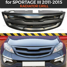 Radiator Grill for Kia Sportage III 2011-2015 Body Kit Plastic