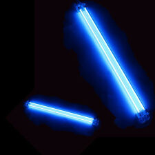 "Car Blue Undercar Underbody Neon Kit Lights CCFL Cold Cathode PC Bright 6"" + 12"""