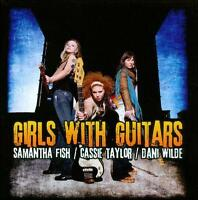 Samantha Fish - Girls with Guitars [New CD] Jewel Case Packaging