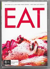 Eat DVD New (A Monster Pictures Film) Region 4 Free Post