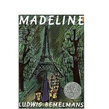 Madeline soft cover book, NEW by Ludwig Bemelmans
