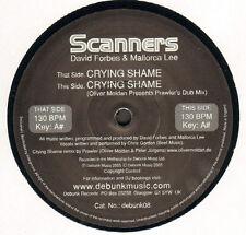 SCANNERS - Crying Shame (Oliver Moldan Presents Prawler's Dub Mix) - Uk 2005