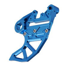 Brake Disc Guard Caliper Support Blue For Husqvarna TE250i TE300I 2018 2019 2020