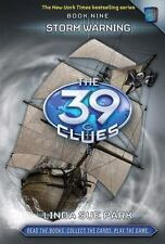 Storm Warning (The 39 Clues, Book 9), Linda Sue Park, Good Book