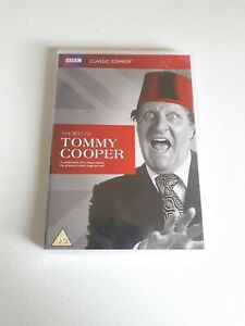 The Best Of Tommy Cooper DVD (2003) NEW SEALED Comedy Region 2,4