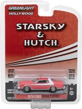 Greenlight Hollywood 1976 Ford Gran Torino Starsky and Hutch Free USA Ship