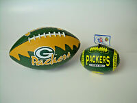 Vtg Green Bay Packers Mini Football Lot from the 90's
