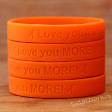 700 silicone rubber bracelets custom made quickly
