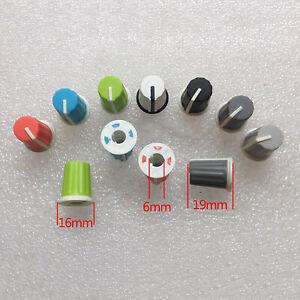 EQ Rotary Knob Replacement Potentiometer Knob Push Rod Cap for Pioneer DJ Mixer
