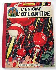 BLAKE ET MORTIMER L ENIGME DE L ATLANTIDE JACOBS EO 1957 ETAT CORRECT