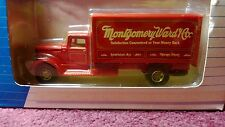 AHL DIECAST 1/64 DELIVERY TRUCK NEW BOXED MONTGOMERY WARD AND CO