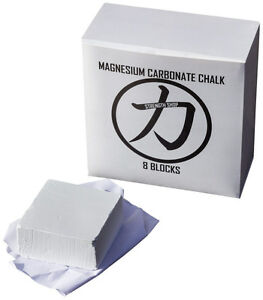 Strength Shop Magnesium Carbonate Chalk (case of 8 blocks) - Weightlifting