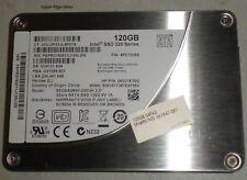 """Intel SSD 320 Series 120 gb 2.5"""" SATA II MLC Solid State Drive SSDSA2BW120G3H"""