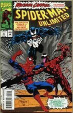 Spider-Man Unlimited #2-1993 nm- 9.2 Giant-Size Maximum Carnage / Venom