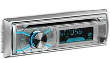 NEW Bluetooth.Marine Grade Audio Head Unit.Receiver.SingleDin.Boat.Tuner.Radio