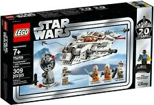 LEGO STAR WARS 75259 Snowspeeder – 20th Anniversary Edition Sale !
