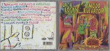 Jack Logan - Mood Elevator (Rock) (CD, Jan-1996, Re Records)