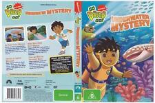 *GO DIEGO GO -  UNDERWATER MYSTERY*,  DVD,  NICK JR.