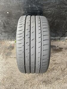 X1 265 35 18 97Y XL CONTINENTAL CONTI SPORT CONTACT 3 MO TREAD OVER 6.86mm