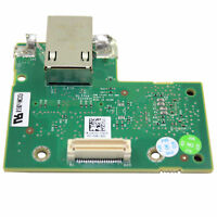 Lot of 5 Dell K869T Remote Access Card iDRAC6 Enterprise R410 R510 R610 R710