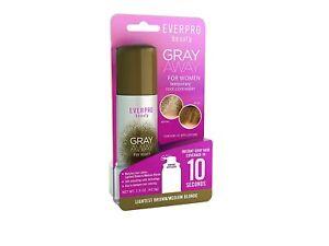 Everpro Gray Away for Women 1.5 Oz Lightest Brown Medium Blonde Root Concealer