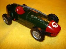 Original Scalextric 1957 tinplate Maserati 250F 1/32 SLOT CAR - offered by MTH.